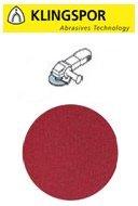 Klitsteunschijf voor klitschijven 125 mm