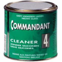 Commandant 4 500gr