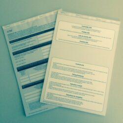 ADN checklist